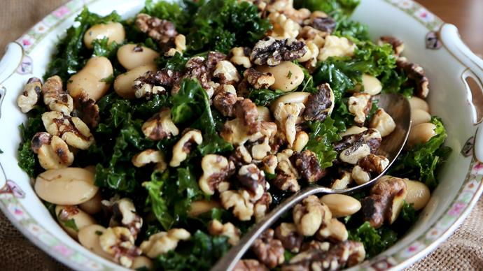 Delicious and iron rich foods for vegetarian foodies