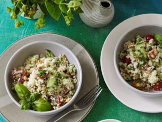 Ilaria's Burghul Salad
