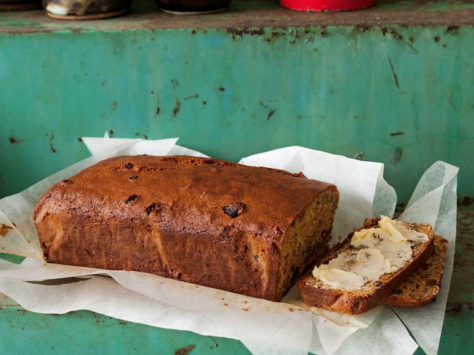 """**[Walnut Sultana Loaf](https://www.womensweeklyfood.com.au/recipes/walnut-sultana-loaf-25362