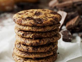 Chocolate Chunk Biscuits