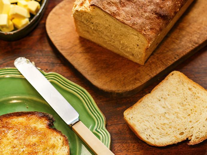 "[Savoury potato bread](http://www.foodtolove.com.au/recipes/savoury-potato-bread-15762|target=""_blank"")"