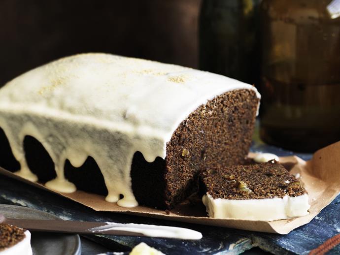 "**[Triple-ginger loaf](https://www.womensweeklyfood.com.au/recipes/triple-ginger-loaf-14877|target=""_blank"")**"
