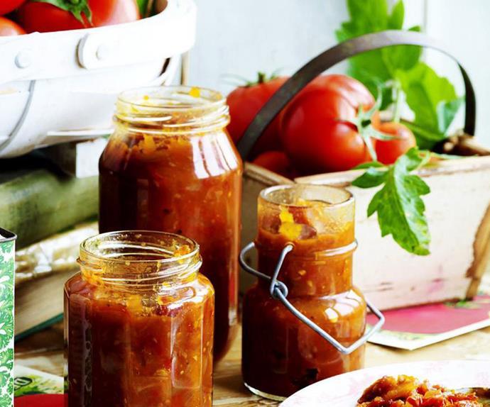 SUN-DRIED Tomato Relish