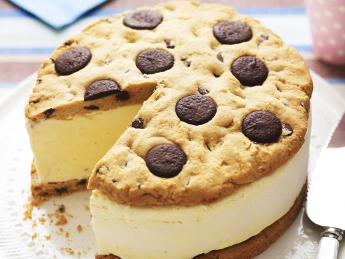 "**[Choc-chip ice-cream sandwich](https://www.womensweeklyfood.com.au/recipes/choc-chip-ice-cream-sandwich-14562|target=""_blank"")**"
