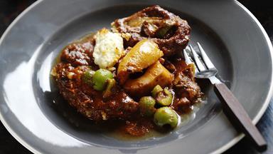 Italian veal casserole