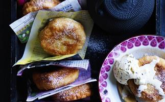black sesame ice cream recipe without ice cream maker
