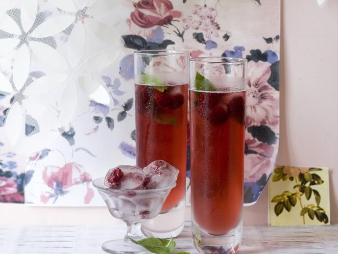 """A sophisticated punch that's loaded with flavour and not overly sweet, this [pomegranate punch](https://www.womensweeklyfood.com.au/recipes/pomegranate-punch-14152