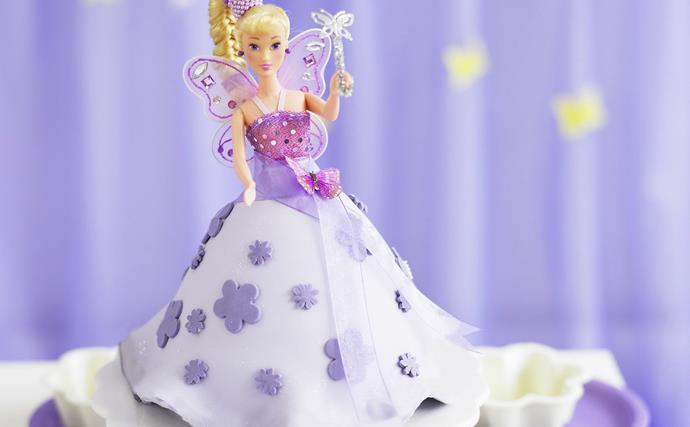Princess-themed birthday cakes