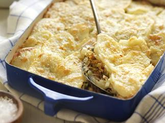 TUNA POTATO BAKE