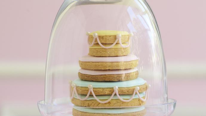almondy Wedding Cake Biscuits