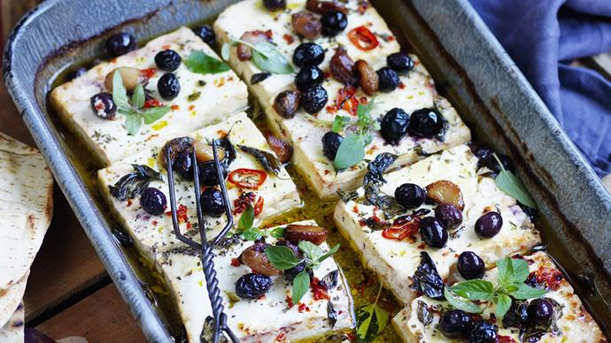 20 ways to use feta in salads, snacks and super-easy dinners