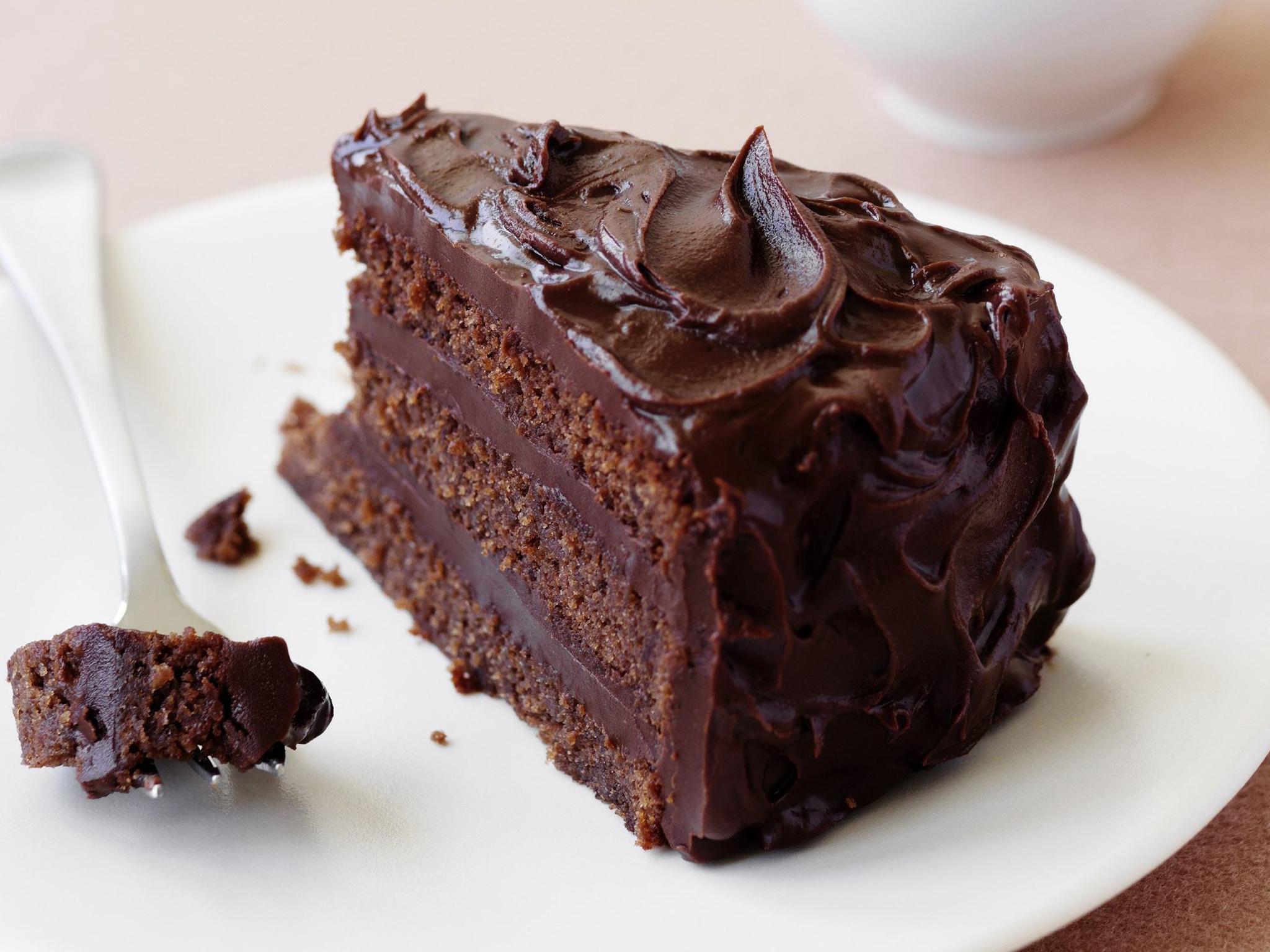 Chocolate Sauce For Lemon Cake