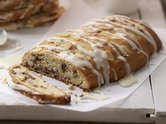 fruit mince bread