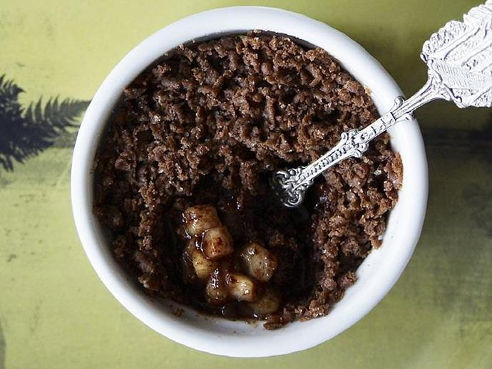 "**[Mocha pear crumble](https://www.womensweeklyfood.com.au/recipes/mocha-pear-crumble-5522|target=""_blank"")**"