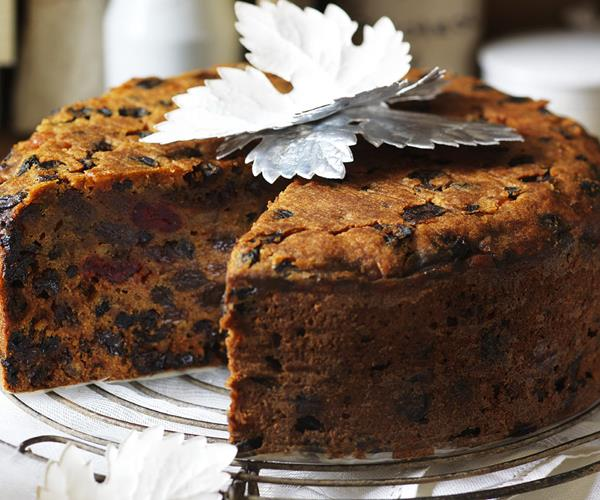 Gluten Free Christmas Fruit Cake Recipe Food To Love