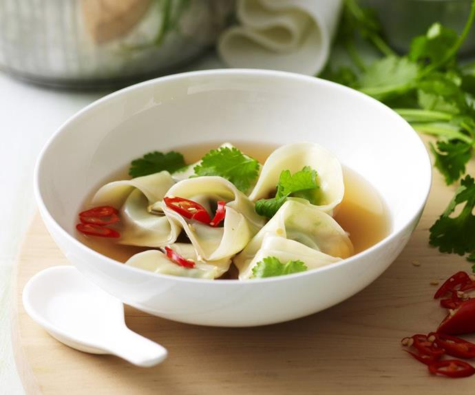 CHICKEN GOW GEE SOUP