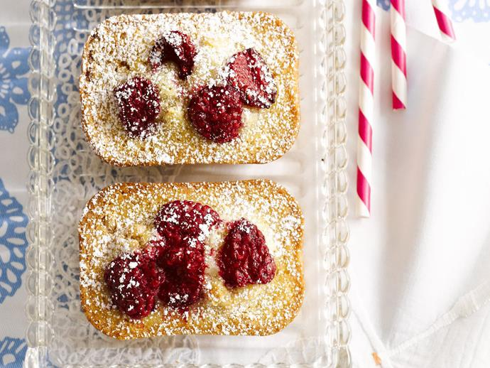 """It's always lovely to finish a meal with a little something sweet. Here, we've taken these [raspberry and white chocolate friands](https://www.womensweeklyfood.com.au/recipes/raspberry-and-white-chocolate-friands-15498