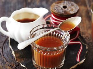 cinnamon brandy sauce