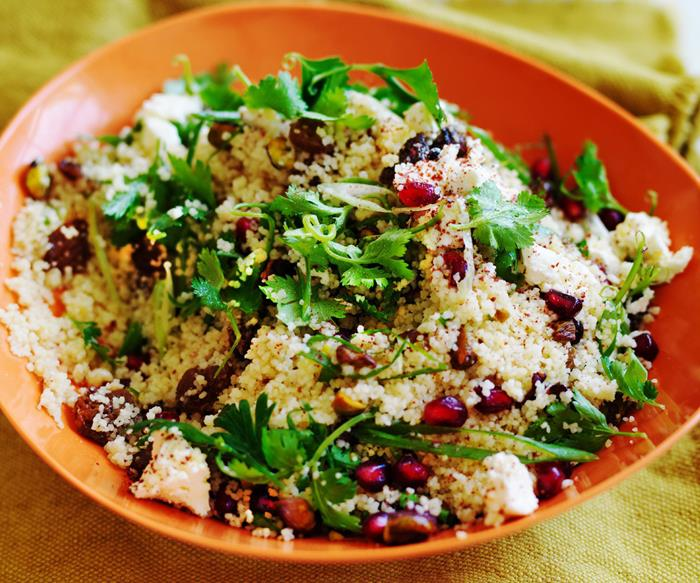 jewelled couscous salad