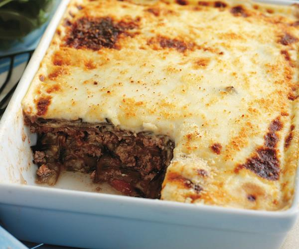 Moussaka Authentic And Traditional Greek Recipe: Classic Moussaka Recipe