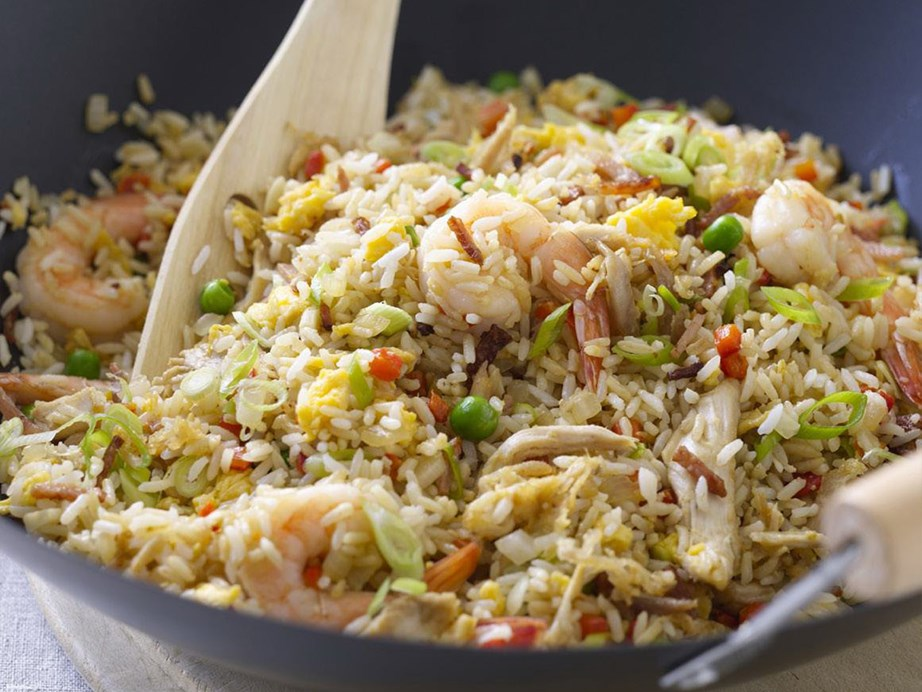 "Forget ordering in, now you can enjoy [combination fried rice](https://www.womensweeklyfood.com.au/recipes/combination-fried-rice-12609|target=""_blank"") any time with this easy recipe."