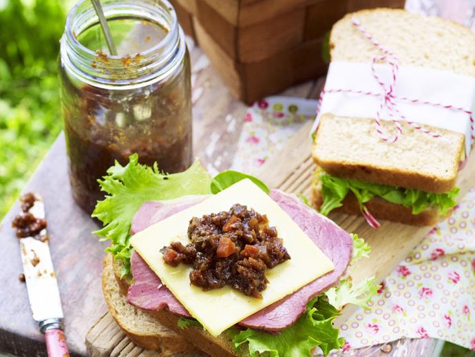 """**[Branston-style pickle](http://www.womensweeklyfood.com.au/recipes/branston-style-pickle-12064