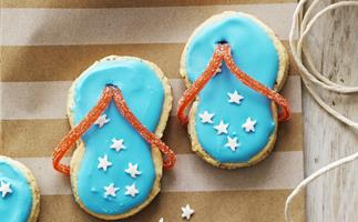 AUSTRALIA DAY BISCUITS