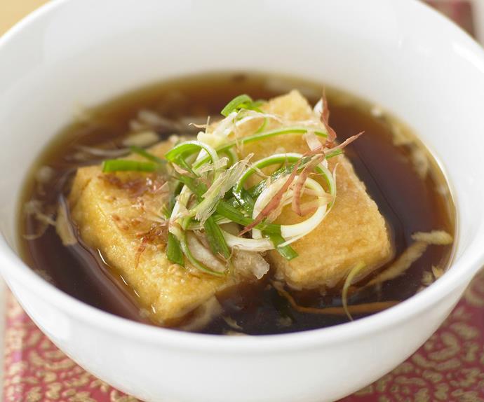 age-dashi tofu