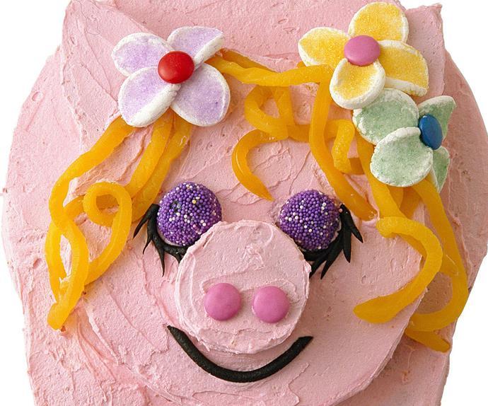 pig cakes homemade