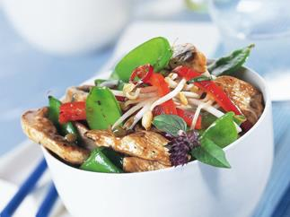 chicken chilli stir-fry