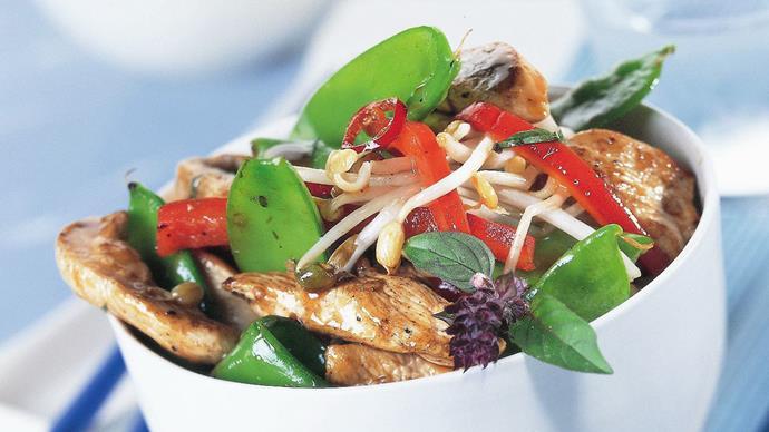chicken chilli stir-fry