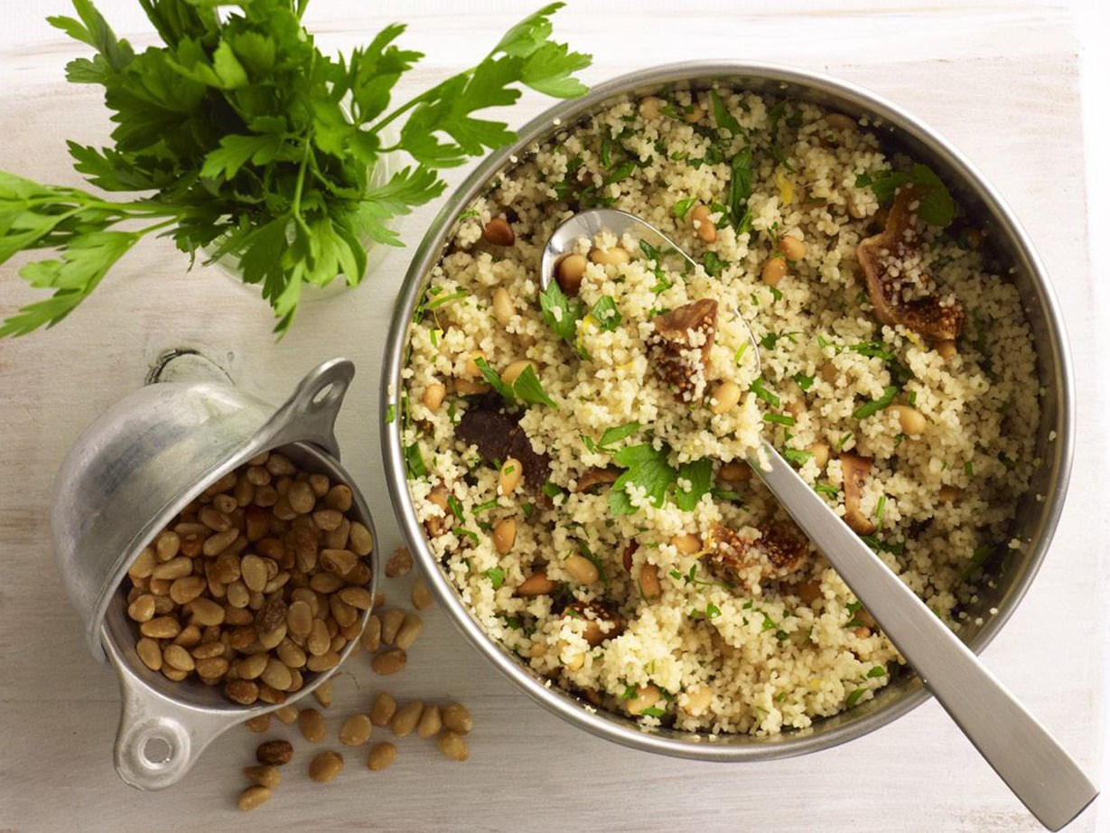 Quick and easy couscous recipes