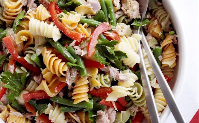 Delicious pasta salad recipes to look forward to