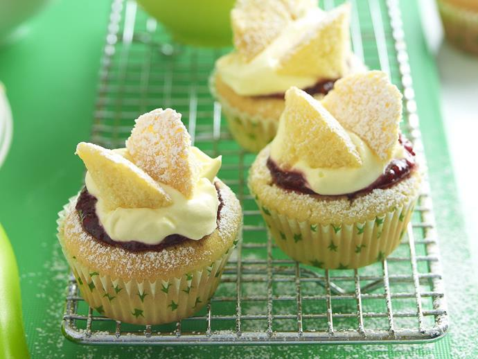 """**[Butterfly cakes](https://www.womensweeklyfood.com.au/recipes/butterfly-cakes-10791