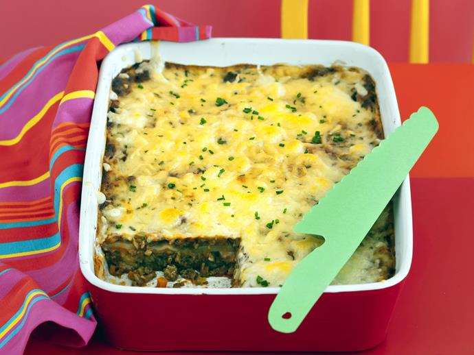 """A healthy and organic [beef lasagne](https://www.womensweeklyfood.com.au/recipes/beef-lasagne-10833