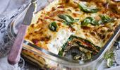 Vegetarian lasagne recipes