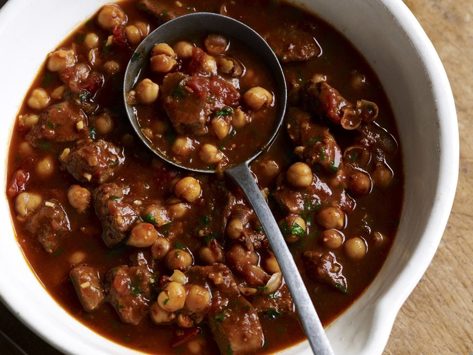 "For those who love fiery dishes this [chipotle lamb and chickpea stew](https://www.womensweeklyfood.com.au/recipes/chipotle-lamb-and-chickpea-stew-10854|target=""_blank"") is a must-try."
