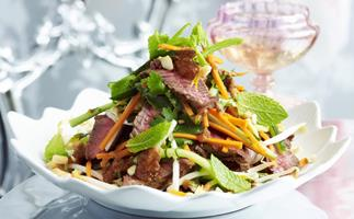 barbecued chilli and tamarind beef