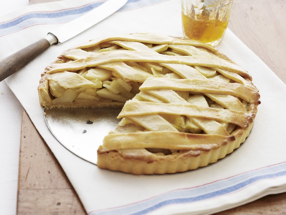 """**[Country apple pie](https://www.womensweeklyfood.com.au/recipes/country-apple-pie-10464