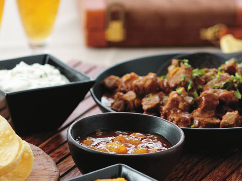 """Not for the feint of heart, this hot and authentic [beef vindaloo curry](https://www.womensweeklyfood.com.au/recipes/vindaloo-with-raita-and-spicy-dhal-9909