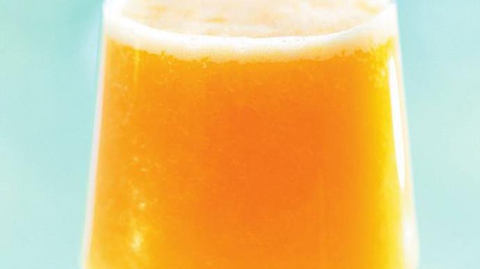 orange and ginger juice