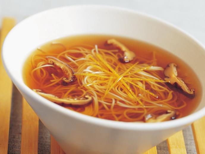 "**[Japanese dashi broth](https://www.womensweeklyfood.com.au/recipes/japanese-dashi-broth-9634|target=""_blank"")**"