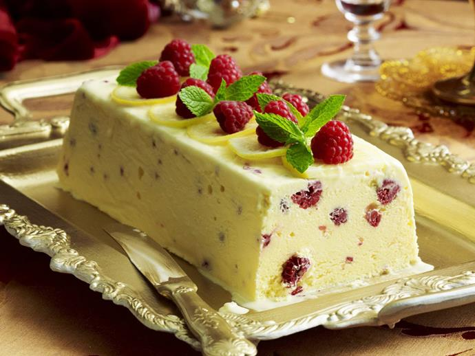 "**[Lemon and raspberry semifreddo](https://womensweeklyfood.com.au/recipes/lemon-and-raspberry-semifreddo-9675|target=""_blank"")**  Limoncello liqueur is an Italian lemon-flavoured liqueur made from the peel only of fragrant lemons. The peels are steeped in a good-quality clear alcohol then diluted with sugar and water."