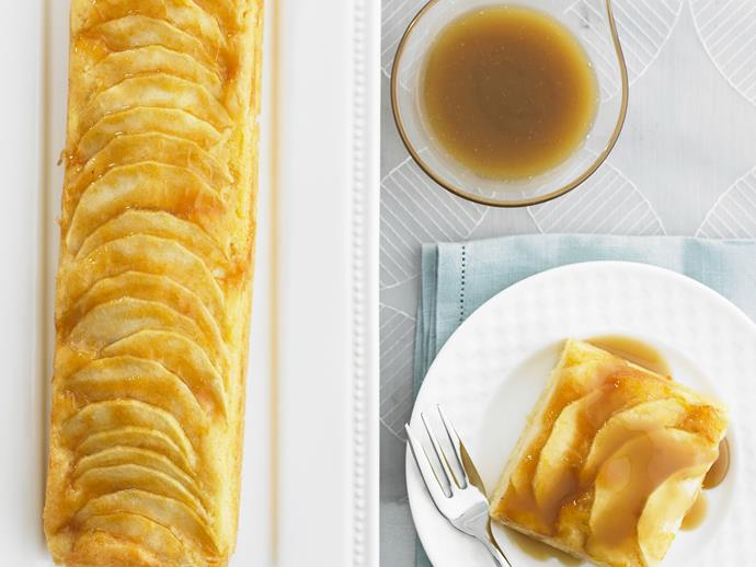 """[Warm apple cake with a lip-smacking brandy butterscotch sauce](https://www.womensweeklyfood.com.au/recipes/apple-cake-with-brandy-butterscotch-sauce-15136 target=""""_blank"""") is a properly indulgent winter dessert. You could substitute whisky for brandy if you prefer. Serve with vanilla ice-cream for the full monty."""