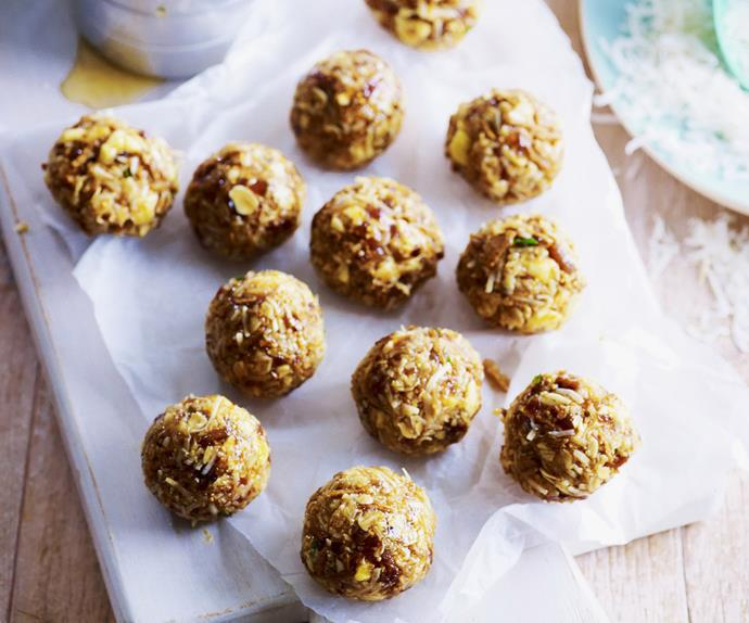 high-fibre chewy fusion balls