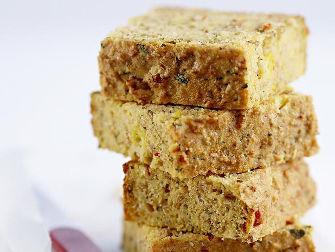 "**[Chilli corn bread](https://www.womensweeklyfood.com.au/recipes/chilli-corn-bread-9816|target=""_blank"")**"
