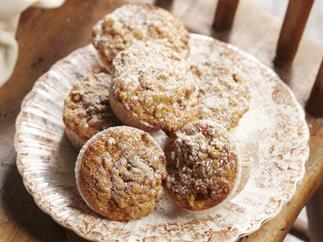 APPLE Streusel Muffins