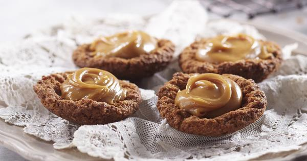 Caramel Tarts Australian Women S Weekly Food