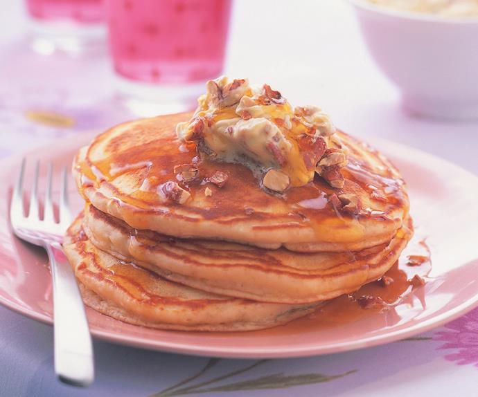 buttermilk pancakes self raising flour