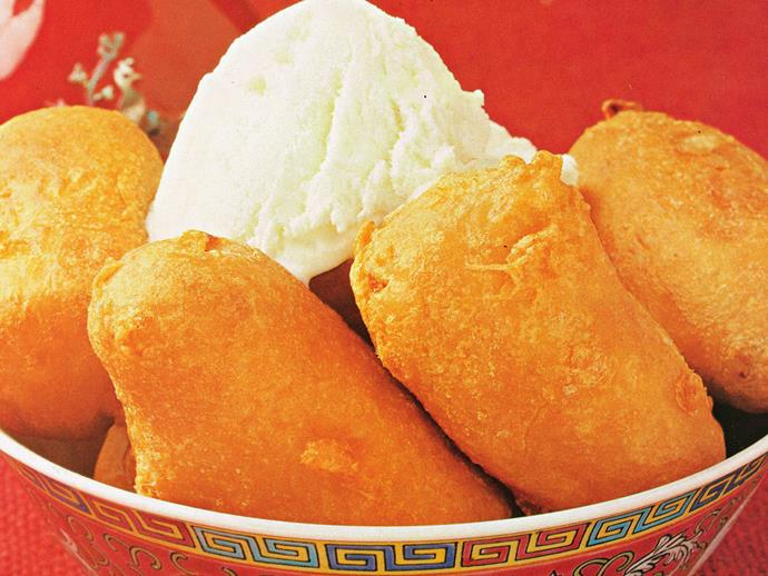 """**[Banana fritters](https://www.womensweeklyfood.com.au/recipes/banana-fritters-9227